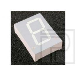 Wyświetlacz LED SA08-11SRWA 20,3mm 1-cyfra czerwony wsp.anoda