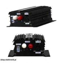 Wzmacniacz samochodowy VK237 MINI np.do skutera