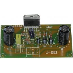 J-252 Wzmacniacz mocy 100W na układzie TDA7294