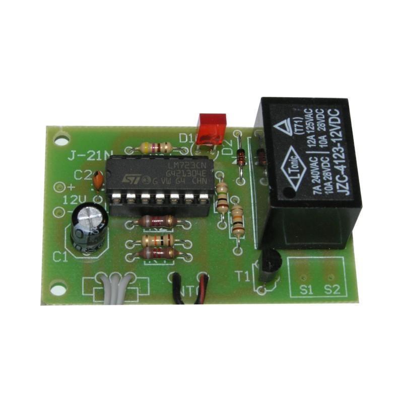 J-21 Elektroniczny termostat - KIT