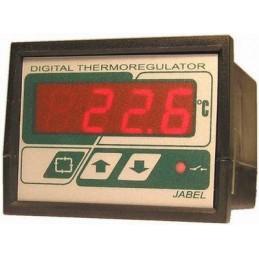 J-120 Termoregulator mikroprocesorowy -50...+120st.C (obudowa panelowa) - KIT