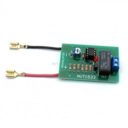 AVT1533B Zabezpieczenie akumulatora żelowego 12V przed nadmiernym rozładowaniem - KIT