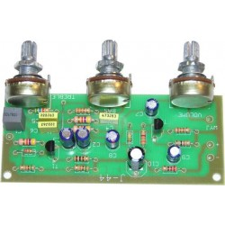 J-44 Przedwzmacniacz z regulacją barwy dźwięku (mono) - KIT