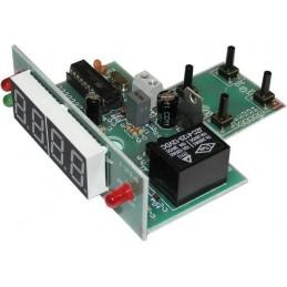 J-212 Sterownik czasowy (programowalny) - KIT