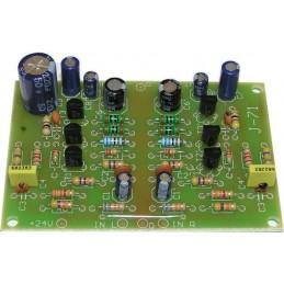 J-71 Przedwzmacniacz do gramofonu z wkładką magnetyczną - KIT
