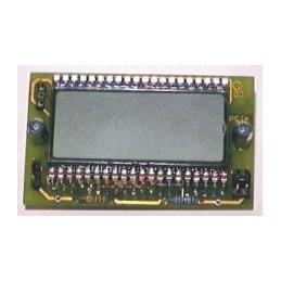 NE015 Ampeomierz./woltomierz cyfrowy LCD 3,5-cyfry - KIT