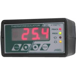 J-109 Termoregulator mikroprocesorowy od -30*C do +150*C