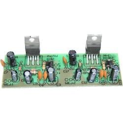 J-01 Wzmacniacz stereofoniczny 2x15W KIT