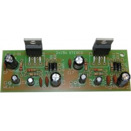 J-45 Wzmacniacz 2x25W (stereo) - KIT