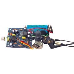 AVT732B Superczuły podsłuch przewodowy - WHISPER-KIT