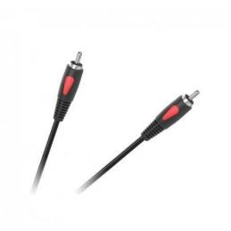 Złącze 1xRCA 1,8m Cabletech Eco-Line - KPO4000-1.8