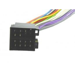 Złącze ISO gniazdo zasilające i głośnikowe zespolone