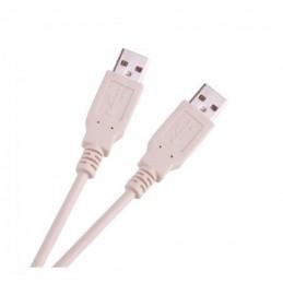 Złącze USB A-A wt-wt 3,0m -...