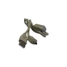 Złącze USB A-mini-USB-MP3...