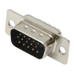 Wtyk D-SUB DB15 15-pin...