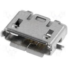 Gniazdo micro-USB 5-pin do SMD - ESB227110100Z