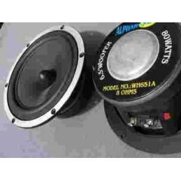 Głośnik WH651A 18cm 80W 8ohm