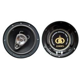 Głośnik samochodowy WS1618TW DBS uniwersalny 16,5cm 120W 3-drożny