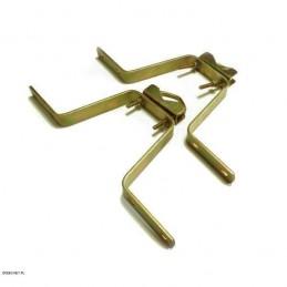 Uchwyt masztu antenowego 15cm kpl. 2szt - BX3797