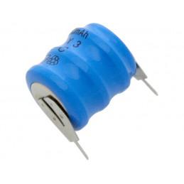 Akumulator 3,6V 60mAh NiCd 2piny niebieski - BAT0300 - 8260