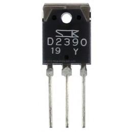 Tranzystor 2SD2390 N DARL 10A 160V 100W TO-3P