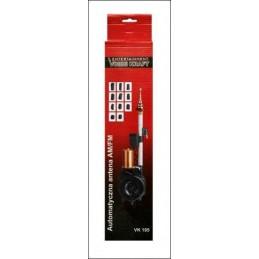 Antena samochodowa automatyczna VK195 (11 wymiennych główek)- 195L-VK