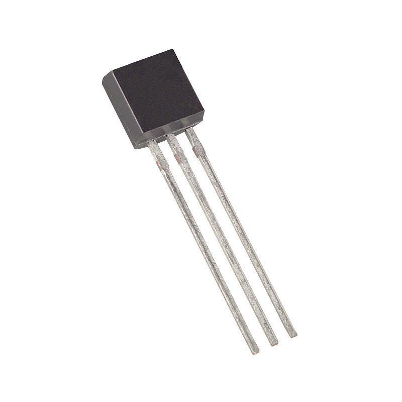 Tranzystor BC238 npn 30V 0,1A 0,35W 120MHz TO92