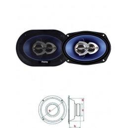 Głośniki samochodowe PY-AQ694C 6x9 cali 150W