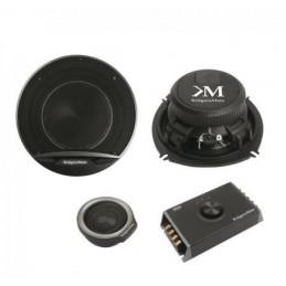 Głośniki samochodowe Kruger&Matz 13cm +zwrotnica+tweeter - KM520T11