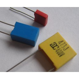 Kondensator 2,2nF-275V - MKP-X2-2N2