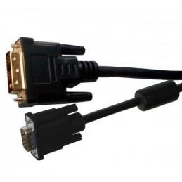 Złącze DVI wt.-D-SUB (VGA) wt. 3,0m - 92-041 - KPO3702-3