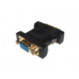 Przejście wt.DVI-I (24+5pin) - gn.VGA