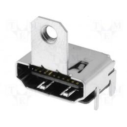 Gniazdo HDMI do druku...