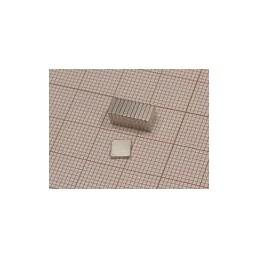 Magnes neodymowy MPL 5x5x1 płytkowy N38