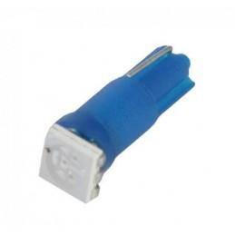 Żarówka LED R-5 12V niebieska 3chips 5050 - ZAR0046