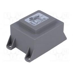 TSZZ 20/010M (16/010M) 230/2x18V - 2x0,55A Transformator sieciowy zalewany