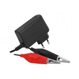 Ładowarka akumulatorów żelowych 12V/700mA LED. / LxB409