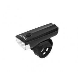 Lampa rowerowa przednia 1W (światło ciągłe/pulsujące) / URZ0048