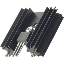 Radiator SK104-38 L-38mm