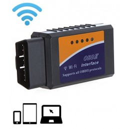 Interfejs diagnostyczny OBD2 ELM327 WIFI np.do iPhone