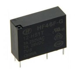 Przekażnik HF46F-G-012-HS1T 12VDC