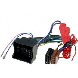 Złącze do systemów aktywnych BOSE-nowe ISO do AUDI,SEAT,VW,SKODA / ASA.02