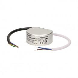 Zasilacz 12V/0,5A do puszki instalacyjnej IP67 ORNO / OR-ZL-1617