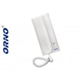 Słuchawka domofonu ORNO FOSSA i ENSIS / OR-DOM-RL-901UD