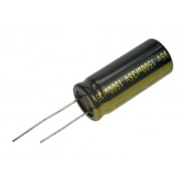 Kondensator 1500uF/35V Low Imped.