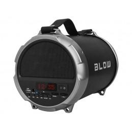 Głośnik przenośny BLOW Bluetooth+FM BAZOOKA BT1000 - 30-308