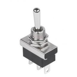 Przełącznik hebelkowy KN3(D)-123 ON-OFF-ON chwilowy 25A 12V / PRK0100