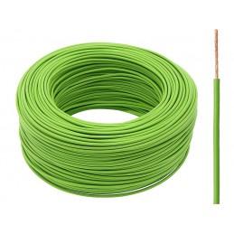 Przewód LgY 1x2,5mm zielony