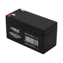Akumulator żelowy 12V 1,2Ah 97x52x43