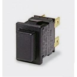 Przełącznik klawisz H8350ABBB 2-poz 2-tor. zwierny 4-pin / 09603